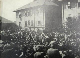2 Kladenie zakl kamena 1920