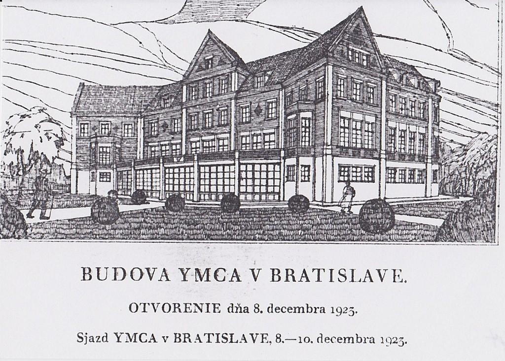 YMCA pripojiť